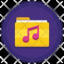 Music Work Icon