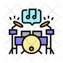 Musical Instrument Play Icon