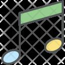 Musical Noten Symbol Icon