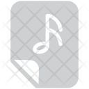 Musical file Icon