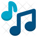 Musical Note Song Audio Icon