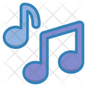 Musical Note Song Melody Icon