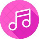 Musical Note Music Song Icon