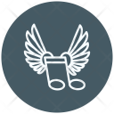 Musical Note Instrument Icon