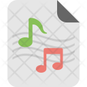 Musical Notes Notation Icon