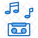 Musical Recording Icon
