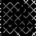 Musicfile Alram File Icon