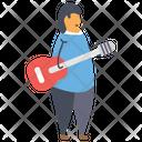 Guitarist Guitar Player Musician Icon