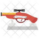 Musket Pirate Gun Weapon Icon