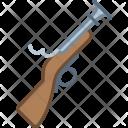 Musket Pistol Gun Icon