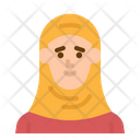 Muslim Islam Woman Icon