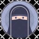 Avatar Muslim Paranja Icon