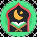 Muslim Book Holy Book Quran Icon