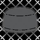 Muslim Cap Icon