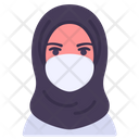 Muslim Doctor Icon