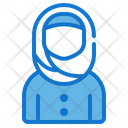 Girl Ramadan Rug Icon