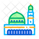 Muslim Holy City Icon