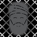 Muslim Man Islam Icon