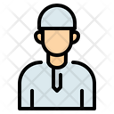 Man Male Muslim Icon