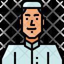 Avatar Arab Boy Icon