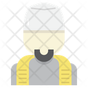 Muslim Man Man Profile Icon