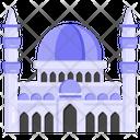 Muslim Mosque Icon