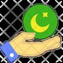 Muslim Support Muslim Islam Icon