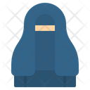 Woman Muslim Muslimah Icon