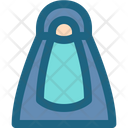 Muslim Avatar Woman Icon