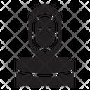 Muslim Woman Hijab Muslim Girl Icon