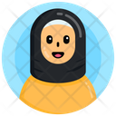 Muslim Girl Muslim Woman Islamic Girl Icon