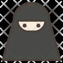 Niqab Muslim Islamic Icon