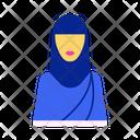 Muslim Women Icon