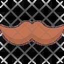 Beard Man Moustache Icon
