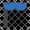 Mustache Party Celebration Icon