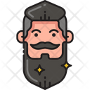 Mustache And Beard Icon