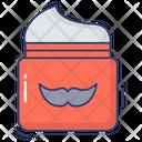Mustache Wax Icon