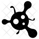 Mutation Virus Covid Icon
