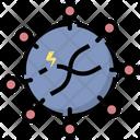 Mutation Coronavirus Mutation Coronavirus Icon