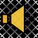 Speaker Mute Volume Icon