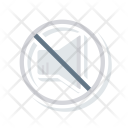 Mute Volumeoff Silent Icon