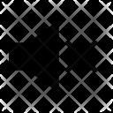 Mute Sound Glyph Icon