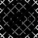 Mute No Sound Volume Ban Icon