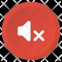 Mute Multimedia Audio Icon