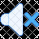 Off Sound Speaker Icon
