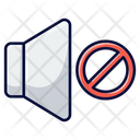Mute No Volume Silent Icon