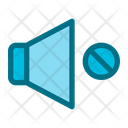 Mute User Interfaces Icon