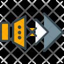 Sound Mute Speaker Icon