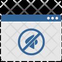 Cancel Sound Device Icon