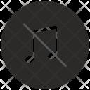 Mute No Volume Icon